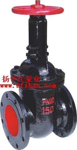 Z41T-10型楔式闸阀