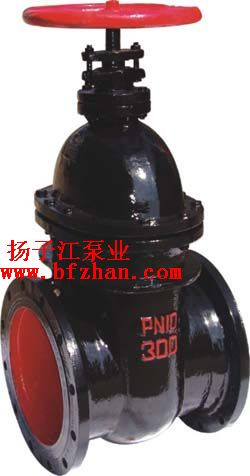 Z45T-10型暗杆楔式闸阀