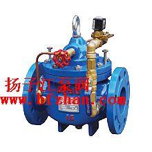JD745X-10/16/25隔膜式多功能水泵控制阀