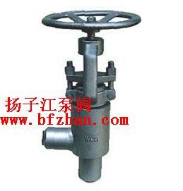 J64Y焊接型角式截止�y