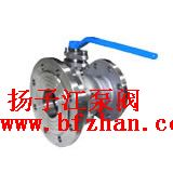 FQ41F型焊接放料球阀